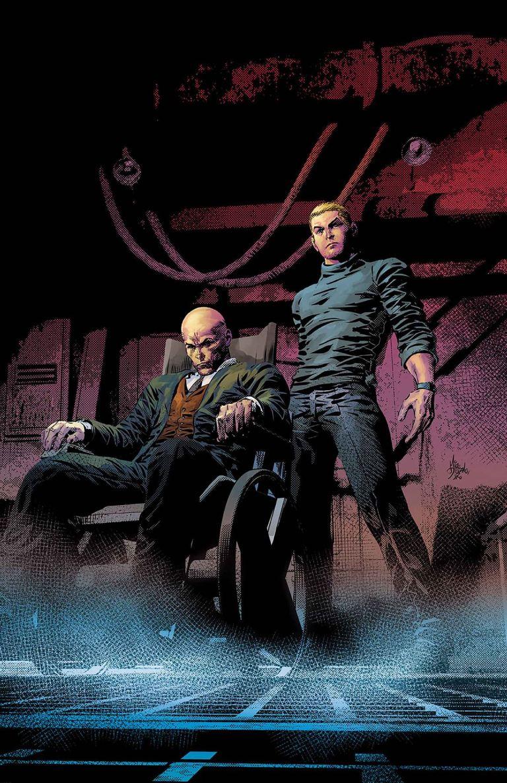 Astonishing X-Men #7 (Cover A Mike Deodato Jr.)