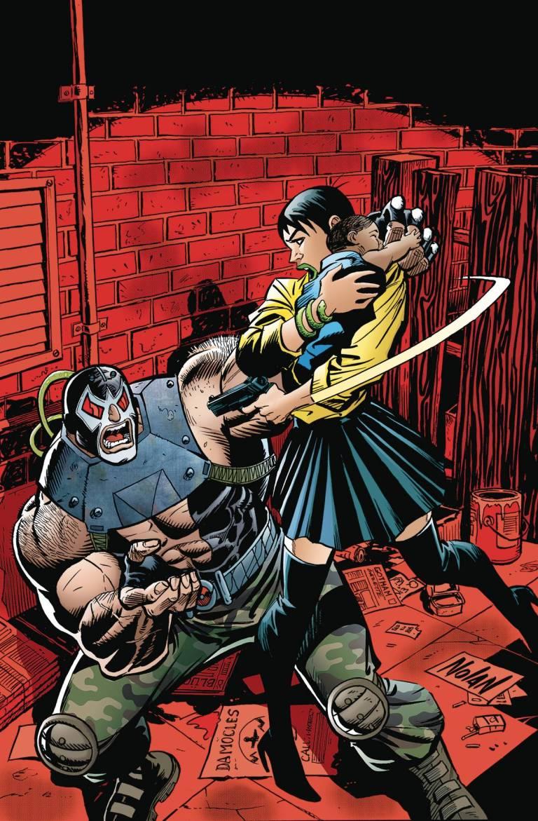 Bane Conquest #7 (Graham Nolan Cover)