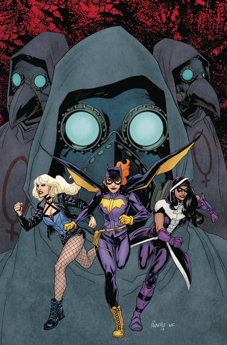 Batgirl And The Birds Of Prey #17 (Cover A Yanick Paquette)