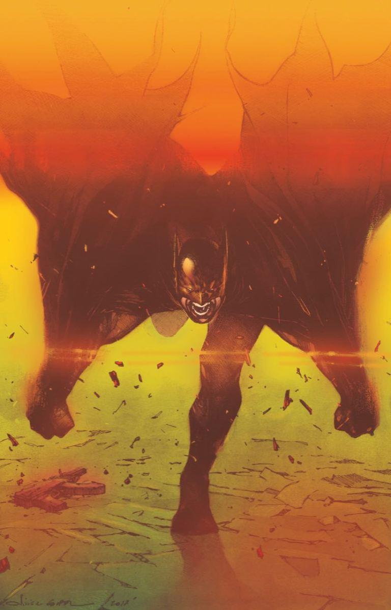 Batman #36 (Cover B Olivier Coipel)