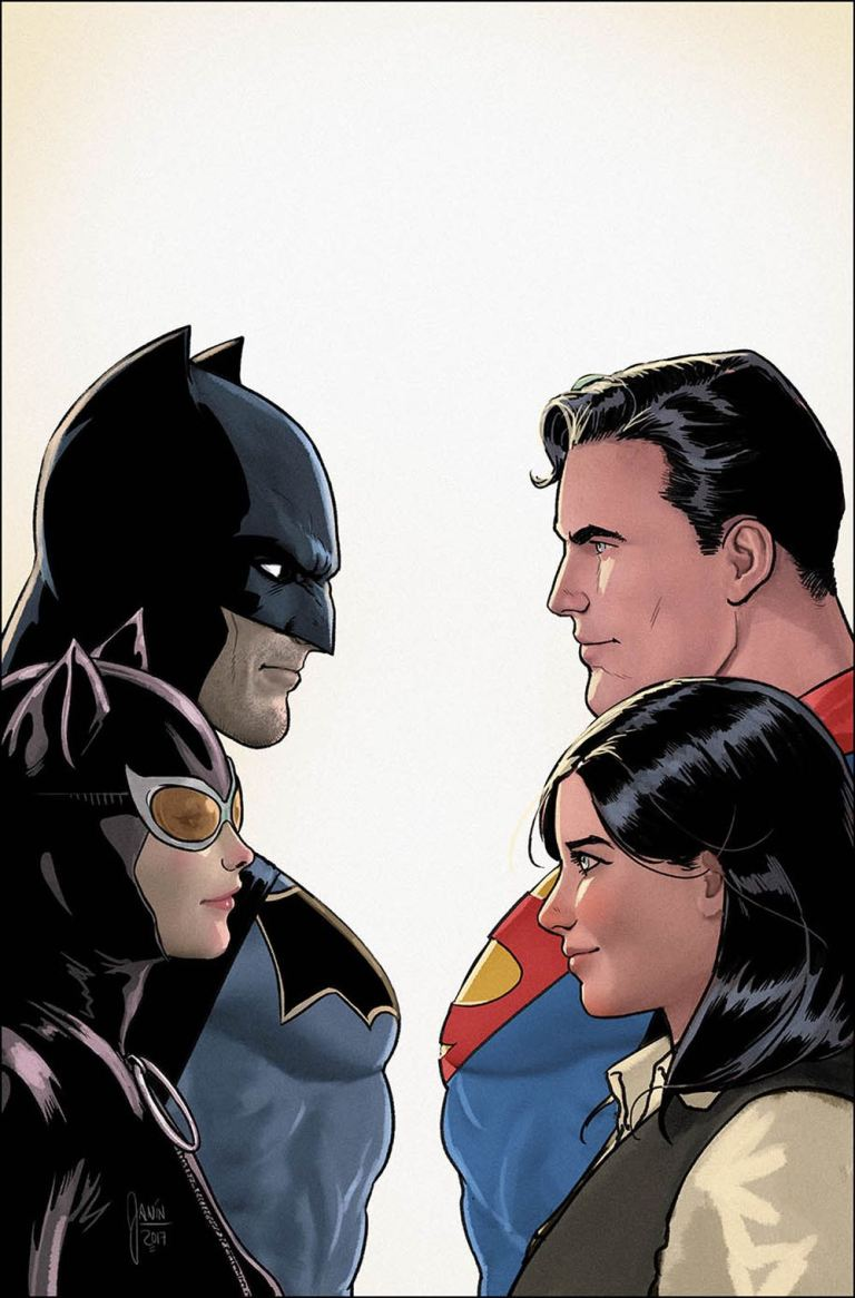 Batman #37 (Cover A Mikel Janin)