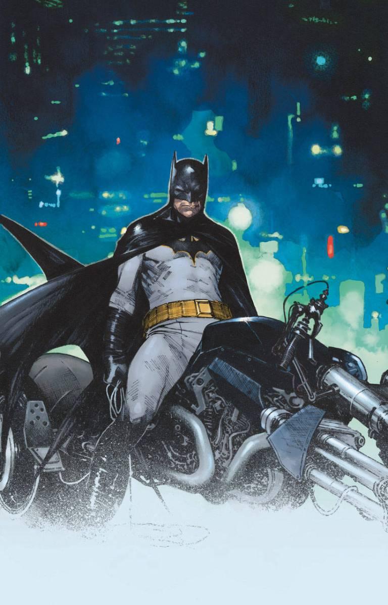 Batman #38 (Cover B Olivier Coipel)
