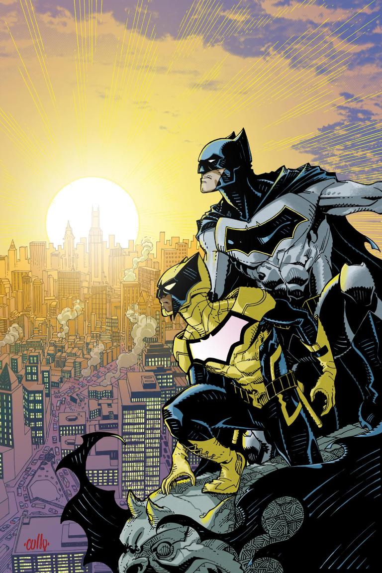 Batman And The Signal #1 (Cover A Cully Hamner)