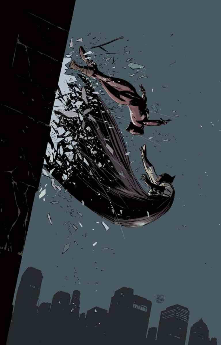 Batman Annual #2 (Lee Weeks Cover)