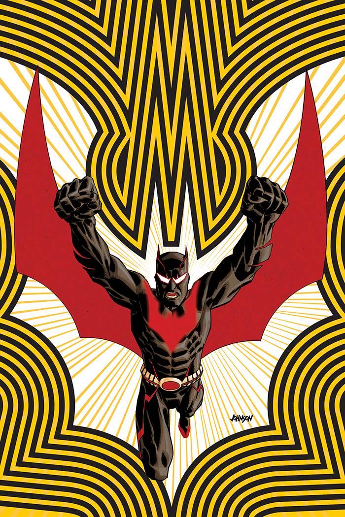 Batman Beyond #14 (Cover B Dave Johnson)