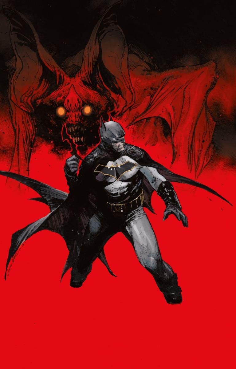 Batman Lost #1 (Olivier Coipel Cover)