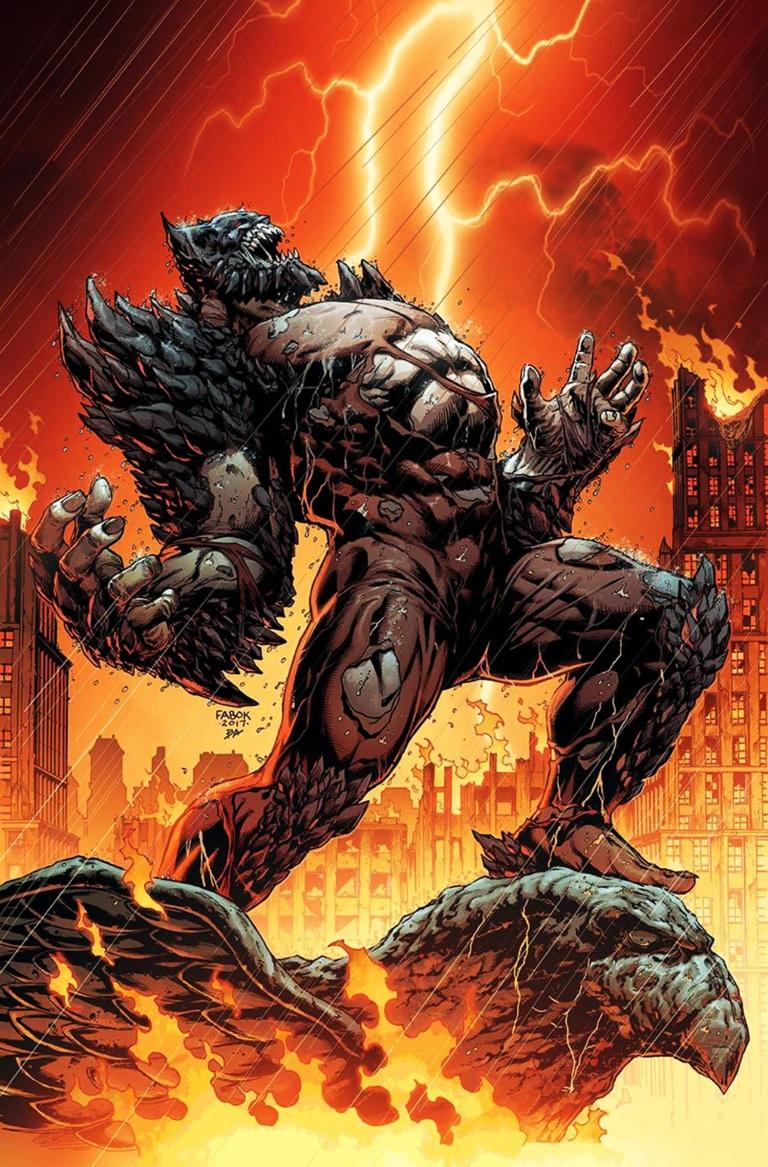 Batman The Devastator #1 (Jason Fabok Cover)