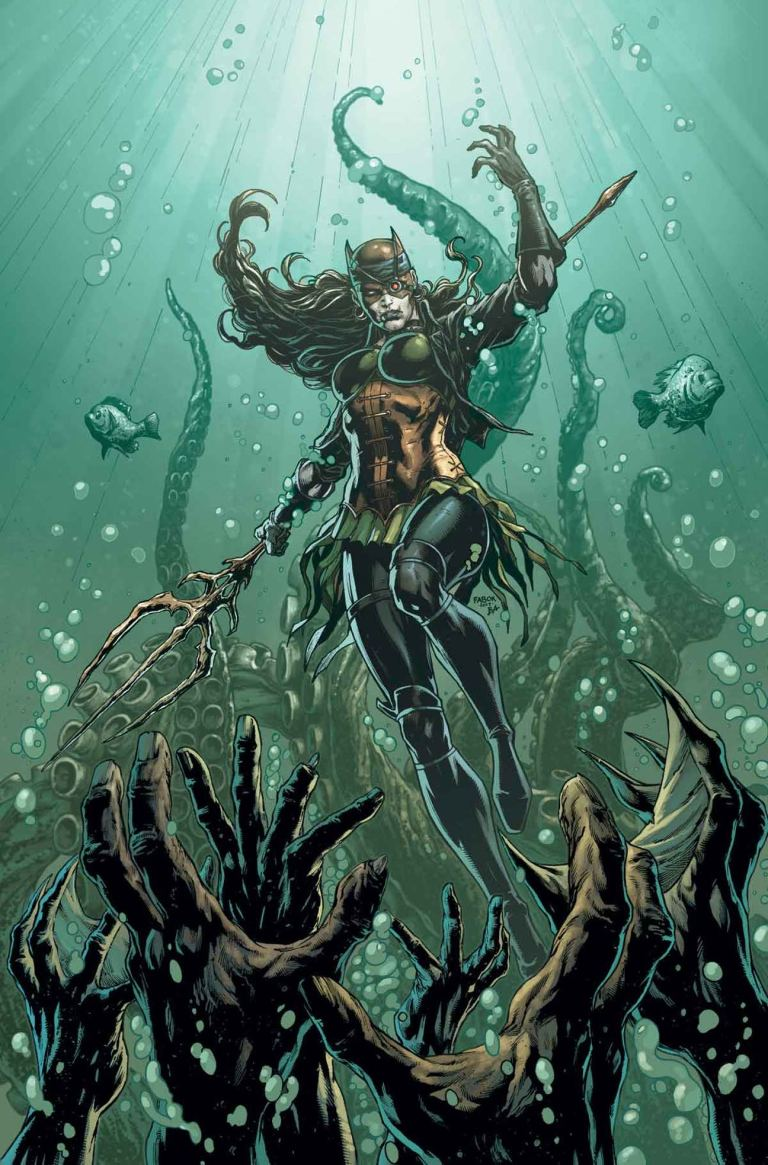 Batman The Drowned #1 (Jason Fabok Cover)