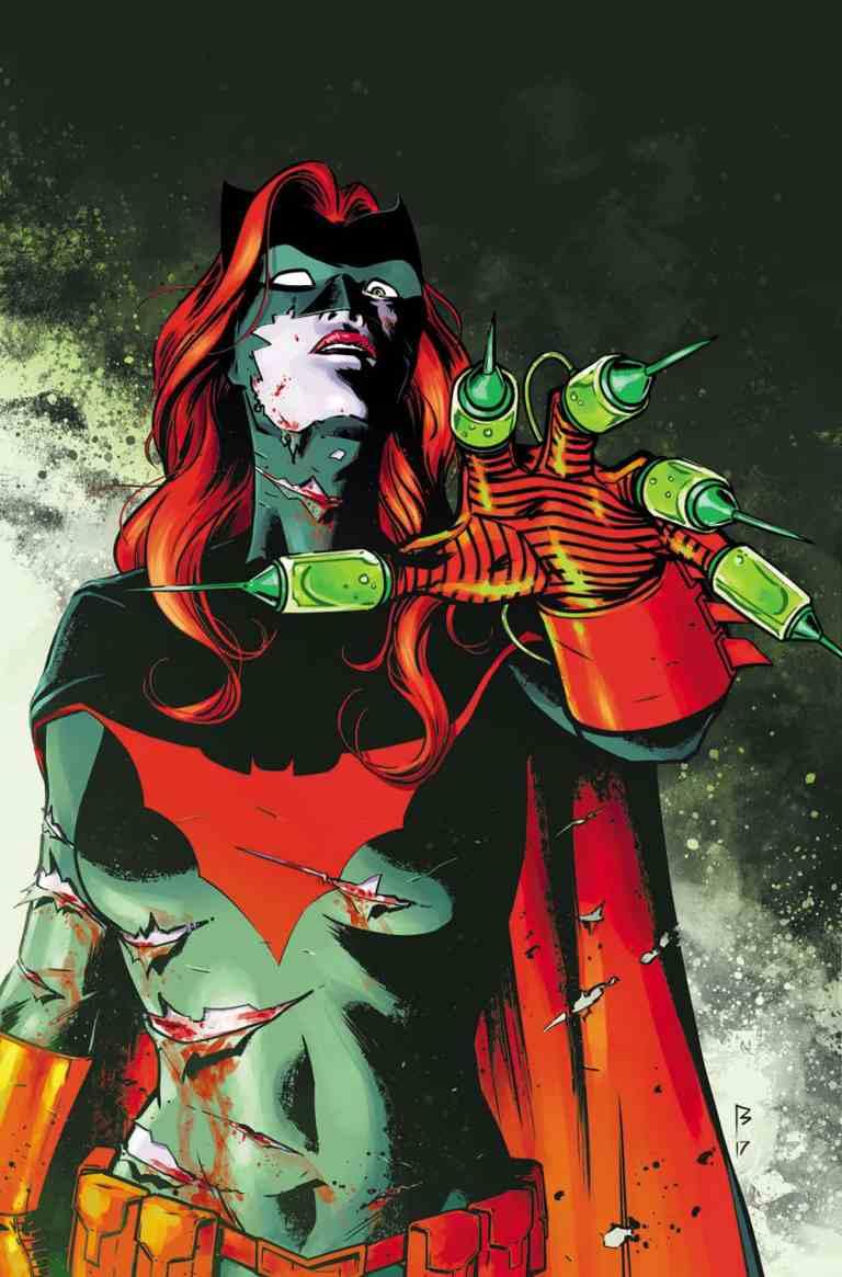 Batwoman #9 (Cover A Fernando Blanco)