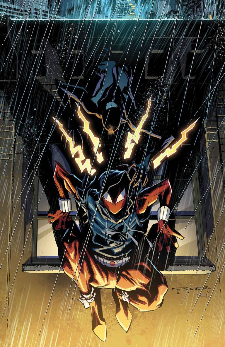 Ben Reilly The Scarlet Spider #10 (Cover A Khary Randolph)