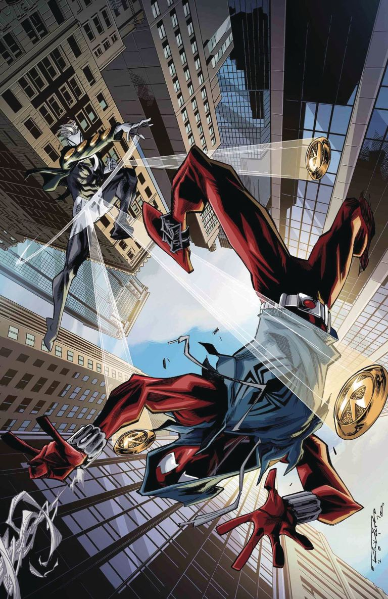 Ben Reilly The Scarlet Spider #11 (Khary Randolph Cover)