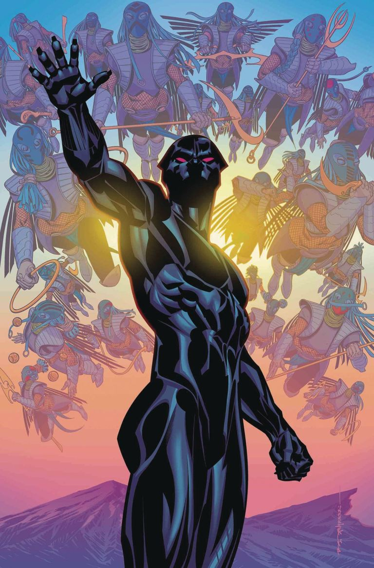 Black Panther #168 (Cover A Brian Stelfreeze)