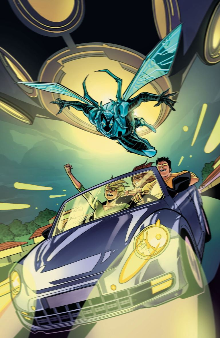 Blue Beetle #14 (Cover A Thony Silas)