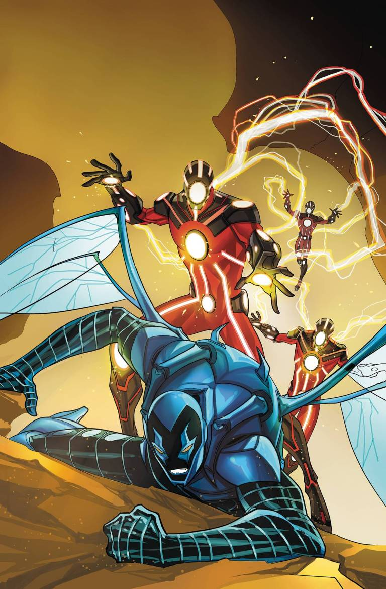 Blue Beetle #15 (Cover A Thony Silas)