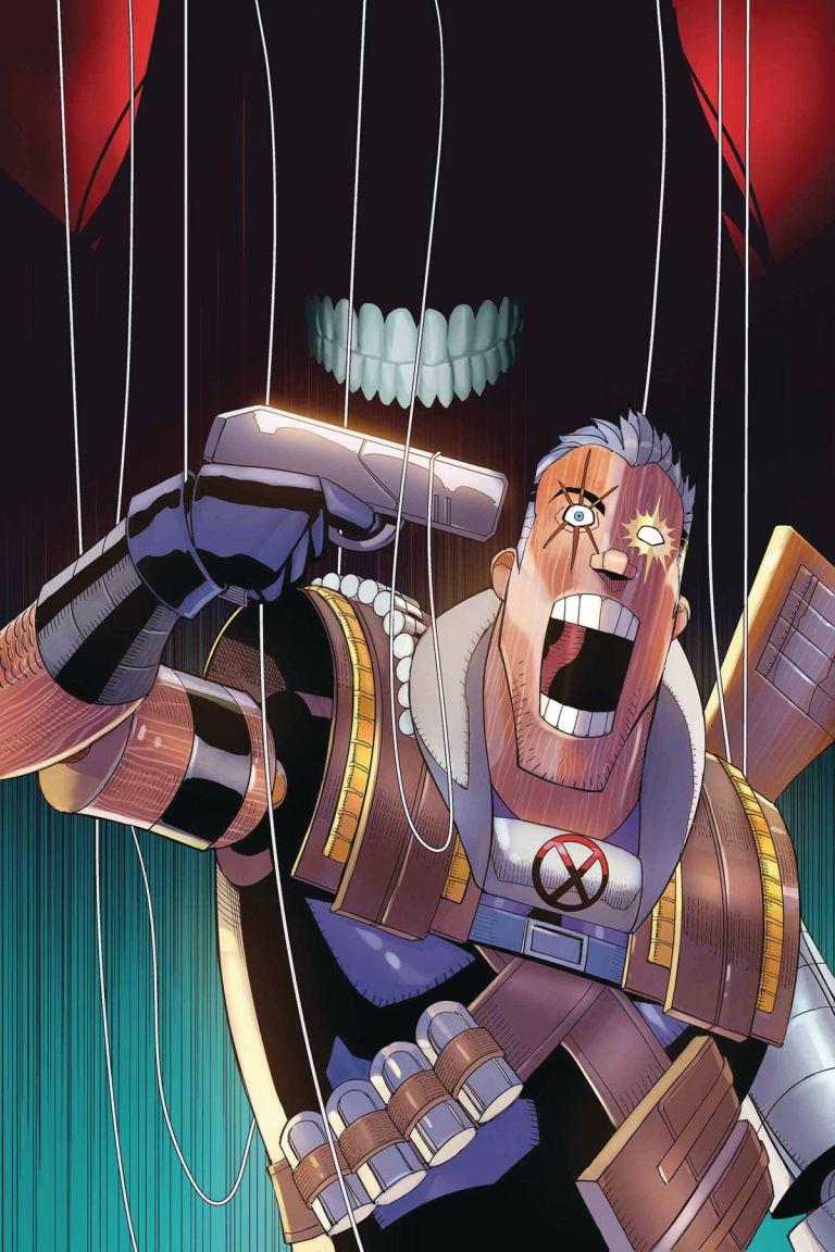 Cable #152 (Jon Malin Cover)
