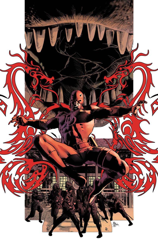 Daredevil #28 (Mike Deodato Cover)