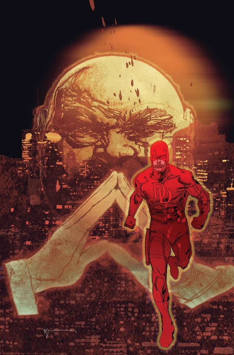 Daredevil #595 (Cover A Bill Sienkiewicz)