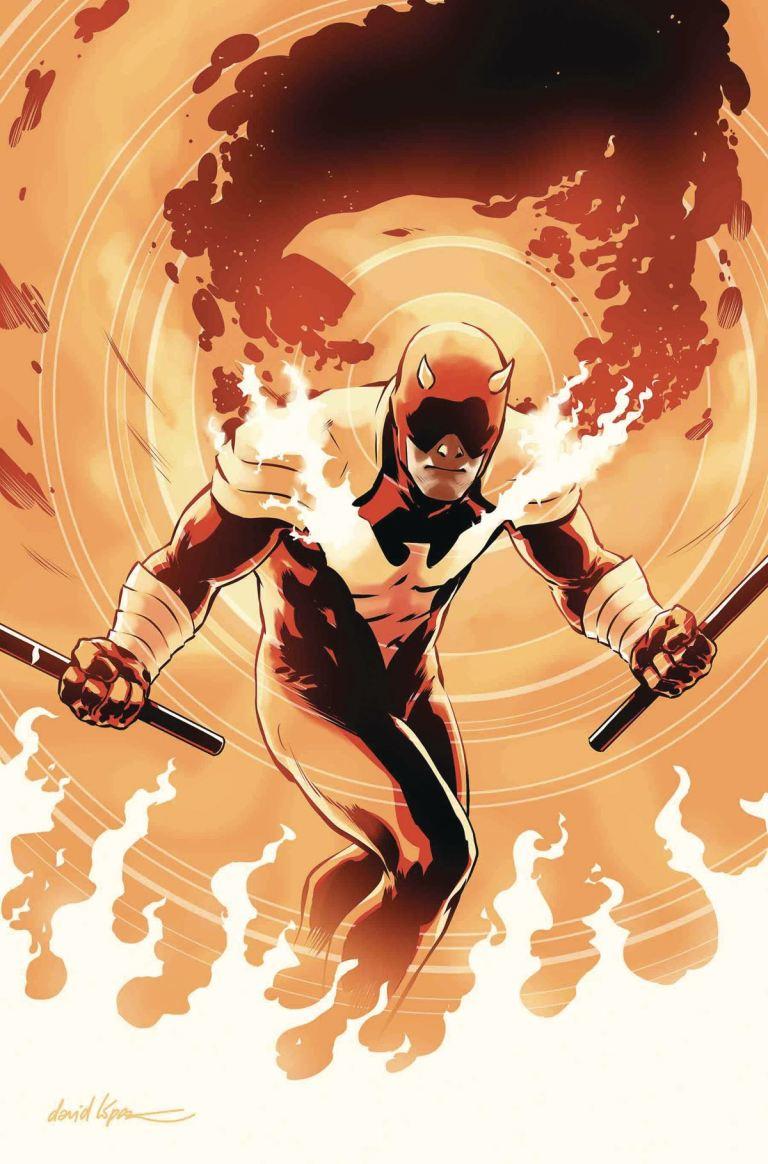 Daredevil #596 (Cover B David Lopez Phoenix Variant)