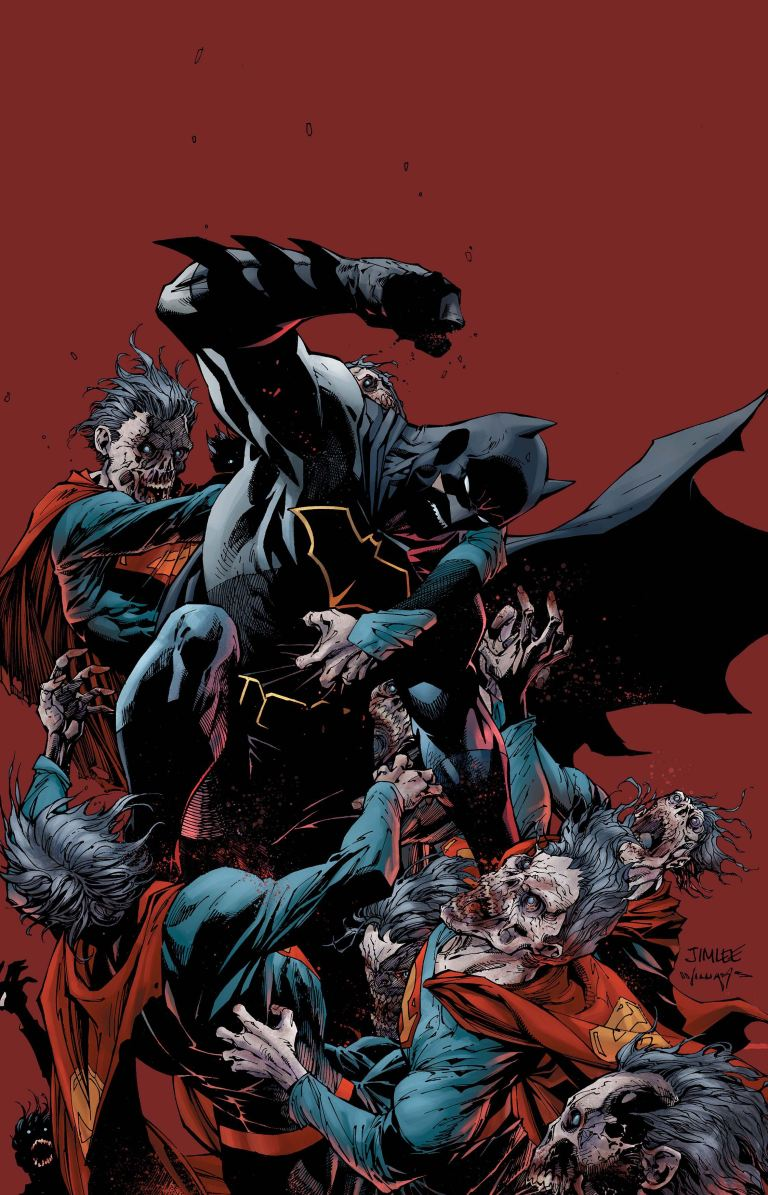 Dark Nights Metal #4 (Cover C Jim Lee)