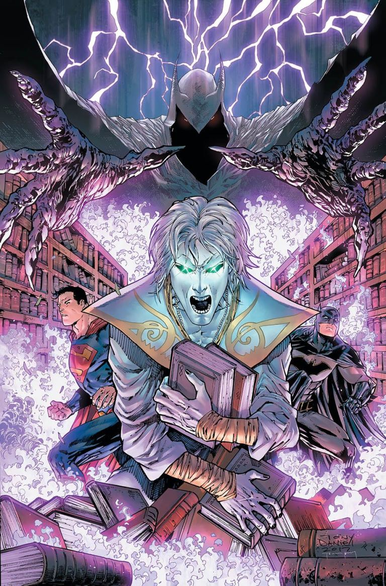 Dark Nights Metal #4 (Cover D Tony S. Daniel)