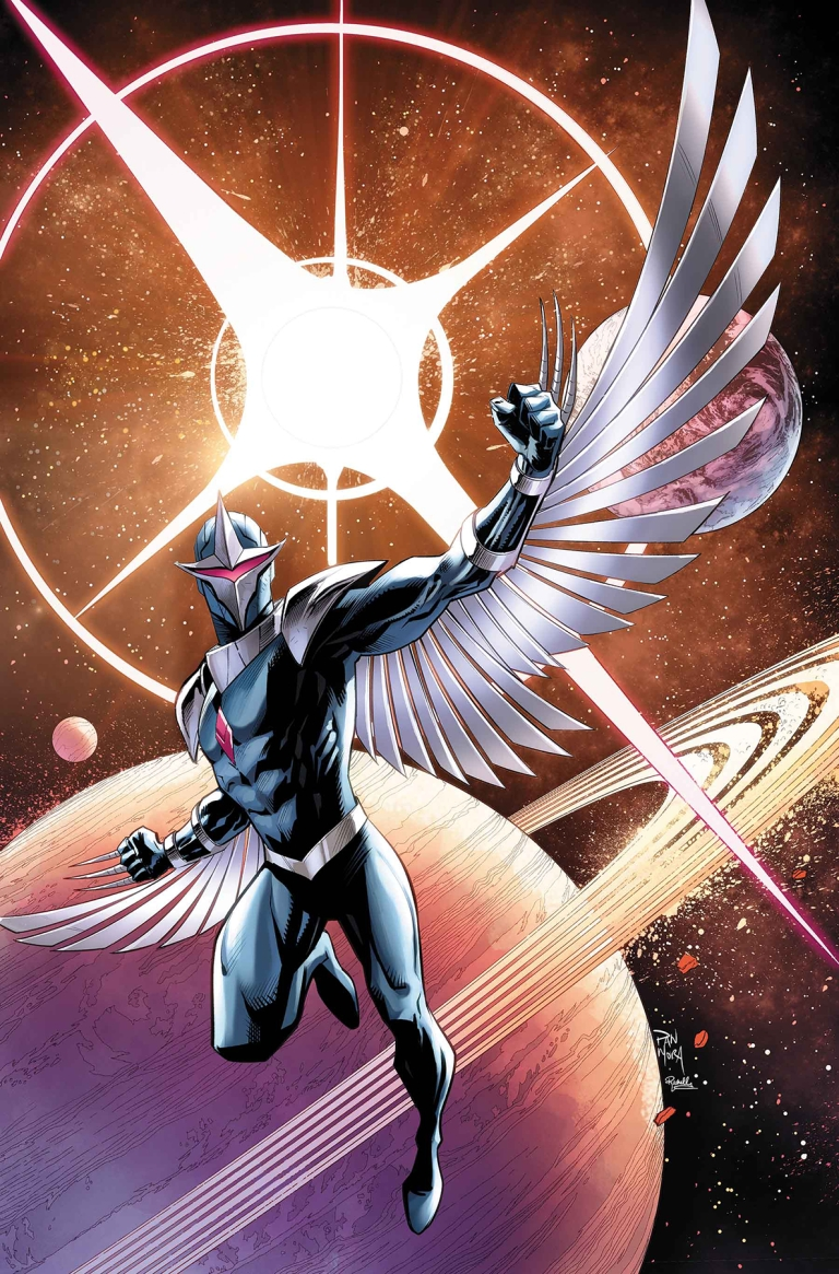 Darkhawk #51 (Cover B Dan Mora)