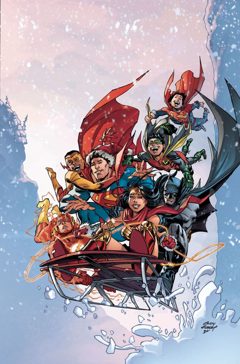 DC Universe Holiday Special 2017 #1 (Andy Kubert Cover)