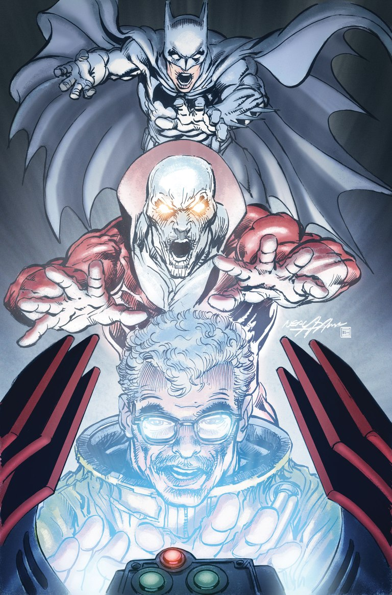 Deadman #1 (Cover B Neal Adams Standard Edition)