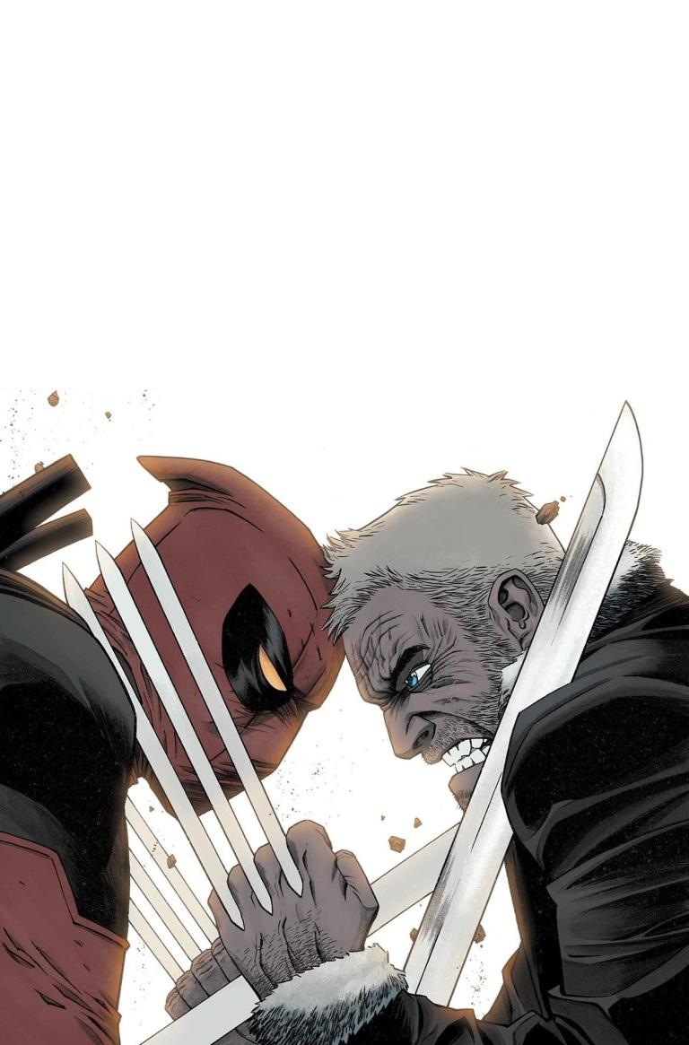 Deadpool Vs Old Man Logan #1 (Cover A Declan Shalvey)