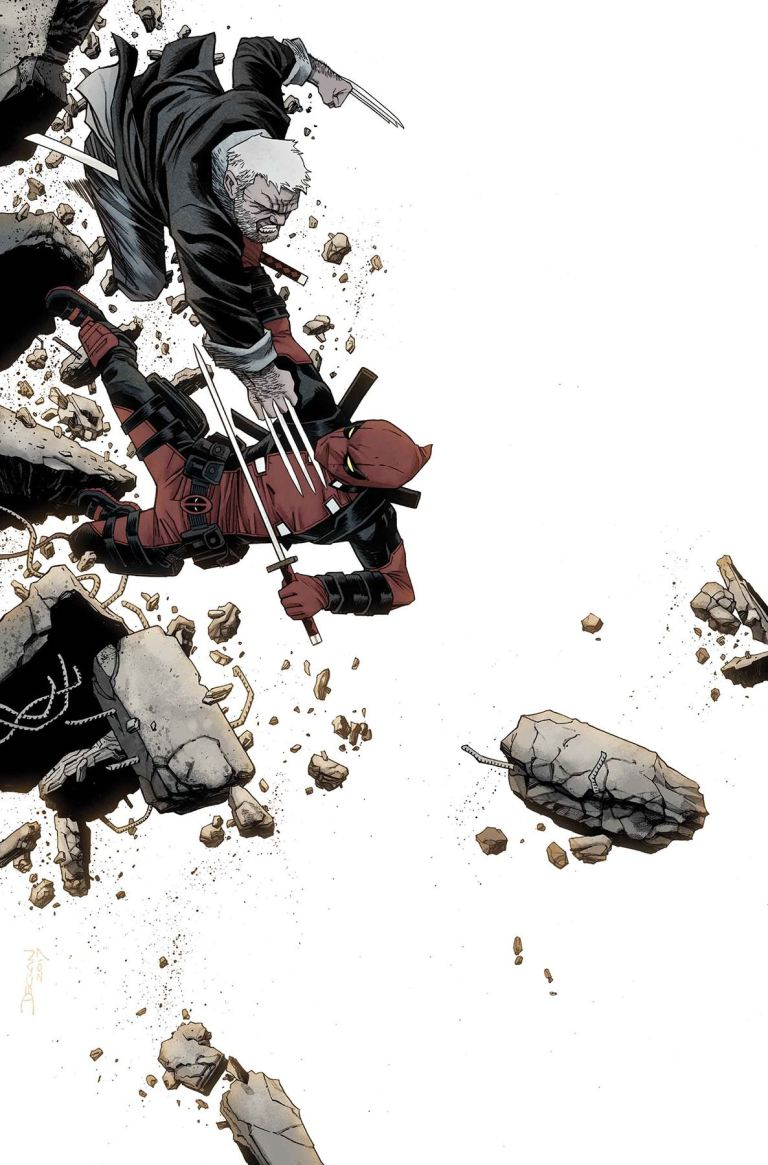 Deadpool Vs Old Man Logan #2 (Cover A Declan Shalvey)
