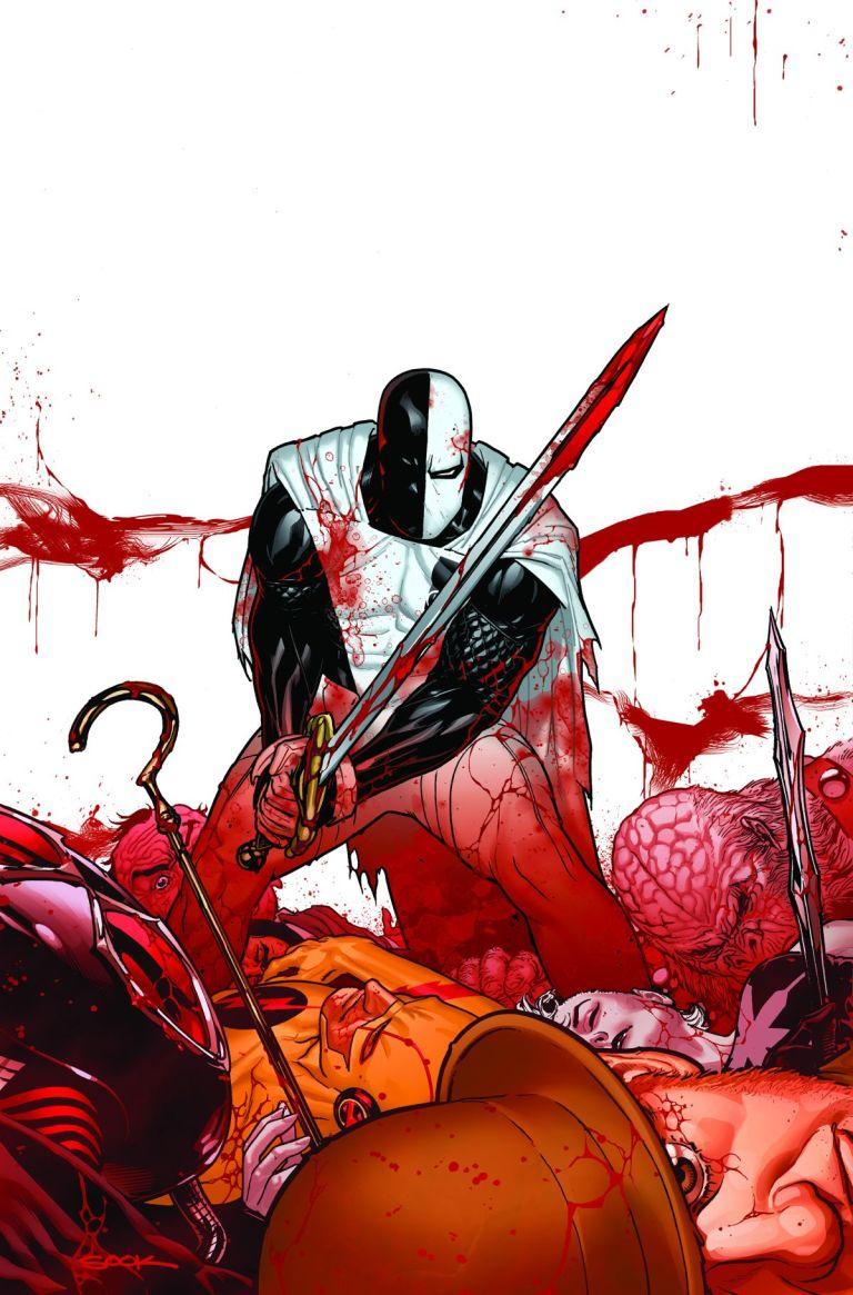 Deathstroke #25 (Cover A Ryan Sook)
