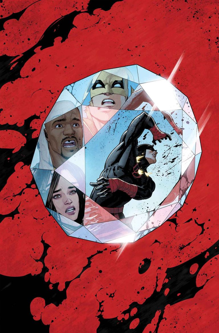 Defenders #7 (David Marquez Cover)