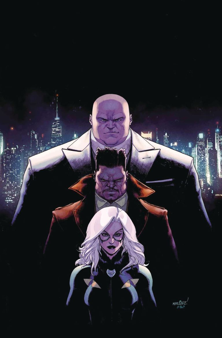 Defenders #8 (David Marquez Cover)