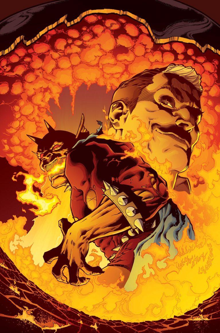 Demon Hell Is Earth #1 (Andrew Hennessy & Bradley Walker Cover)