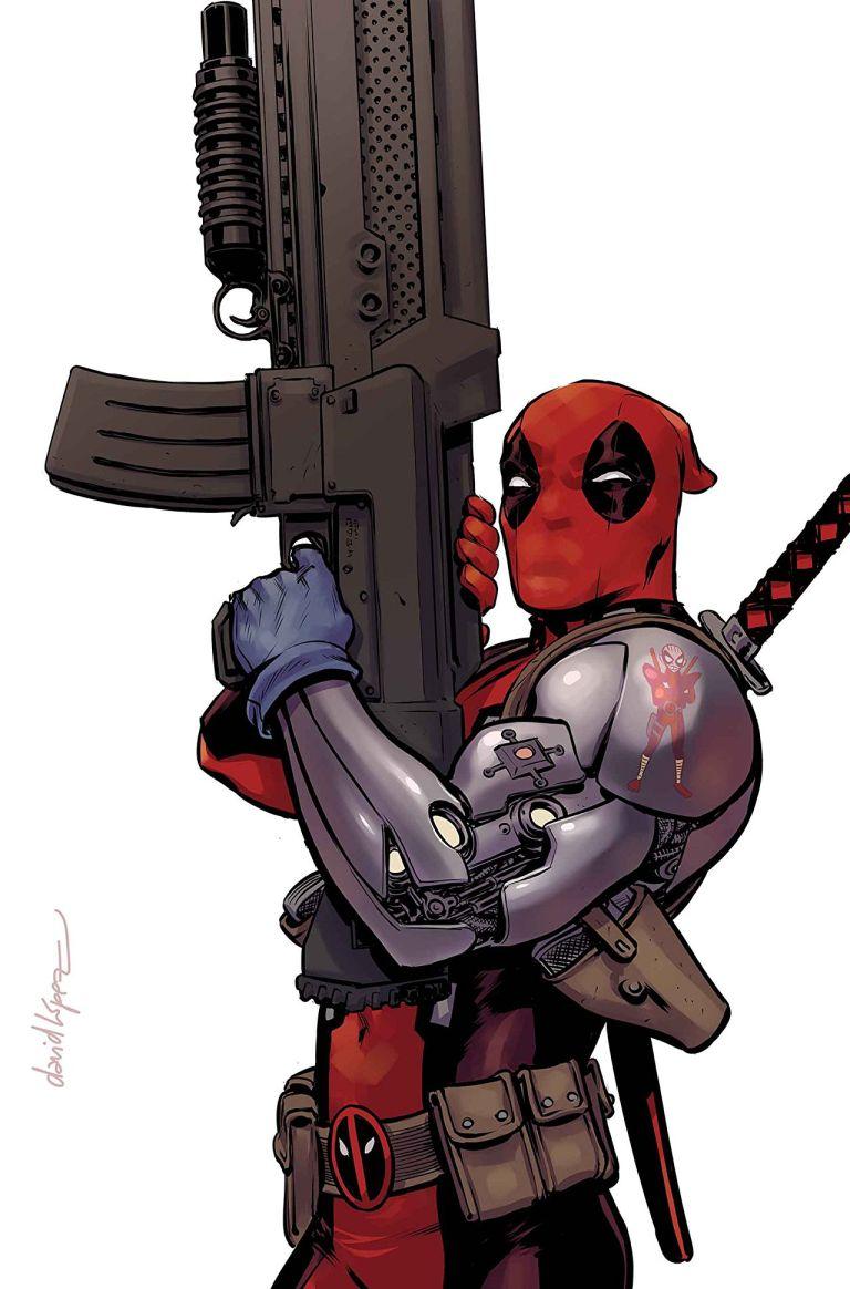 Despicable Deadpool #288 (Cover A David Lopez)