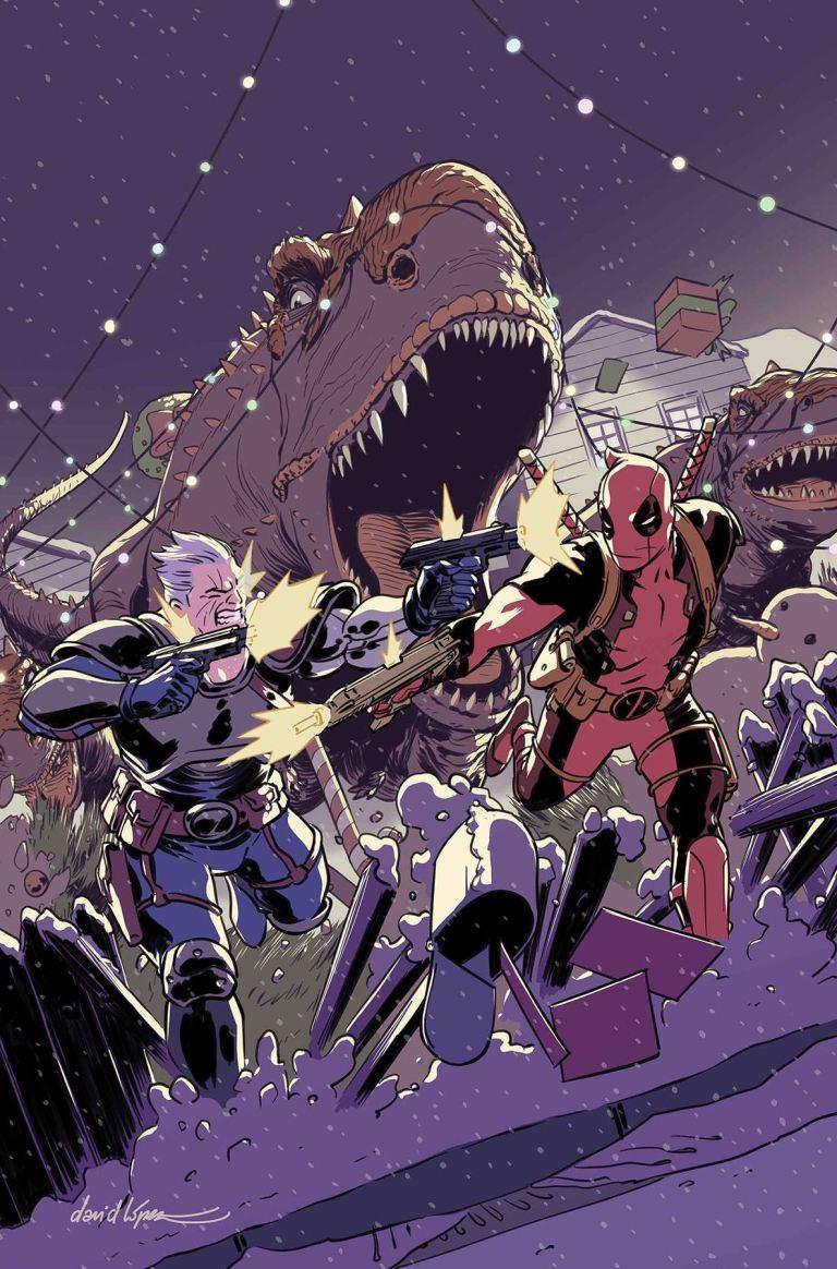 Despicable Deadpool #289 (Cover A David Lopez)