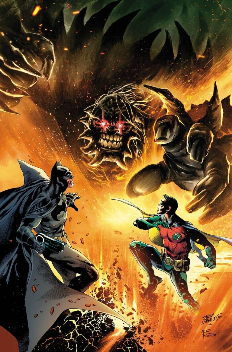Detective Comics #966 (Cover A Eddy Barrows & Eber Ferreira)
