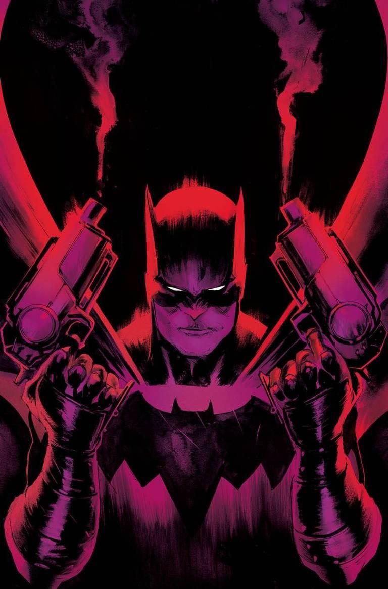 Detective Comics #966 (Cover B Rafael Albuquerque)