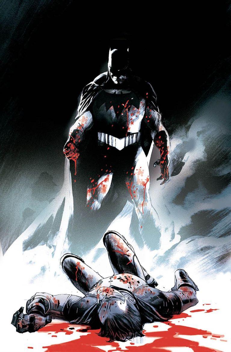 Detective Comics #967 (Cover B Rafael Albuquerque)