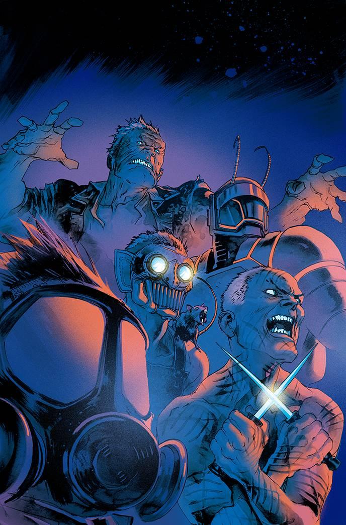 Detective Comics #969 (Cover B Rafael Albuquerque)