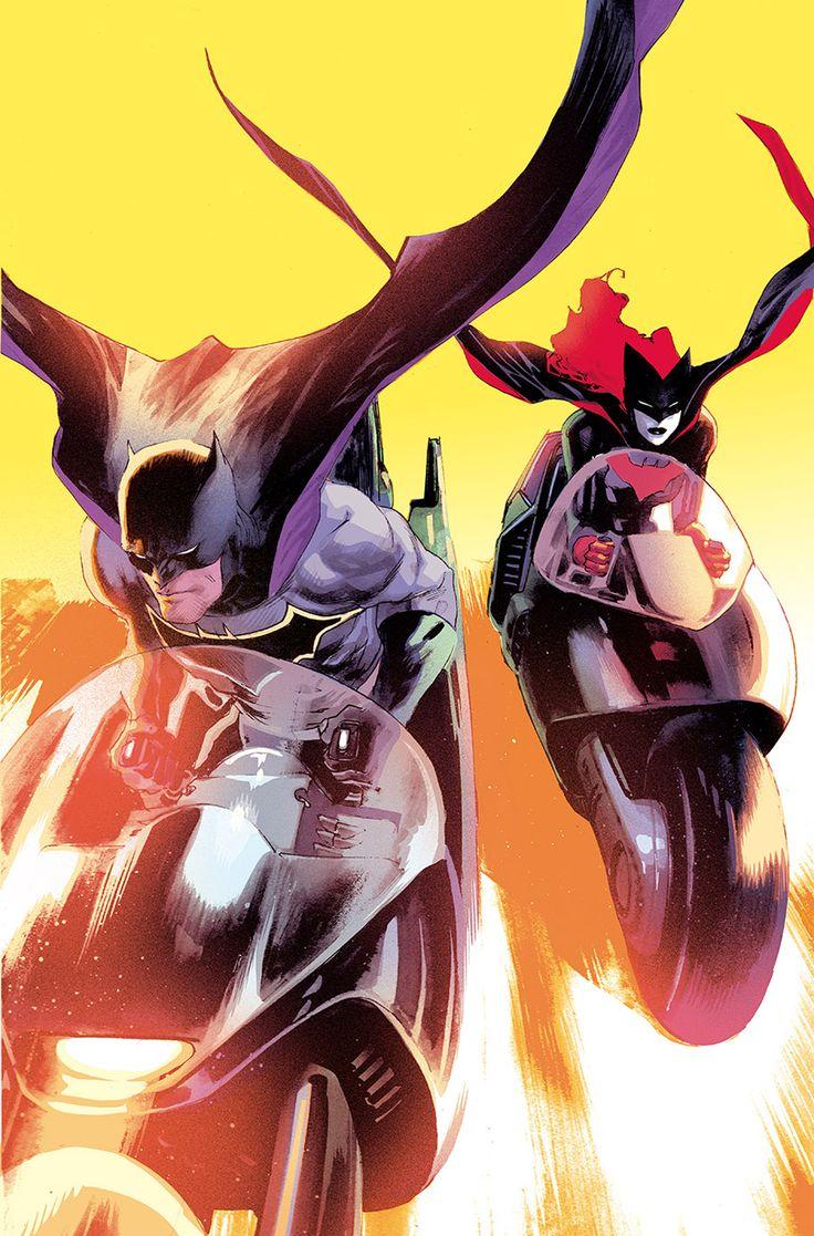 Detective Comics #970 (Cover B Rafael Albuquerque)
