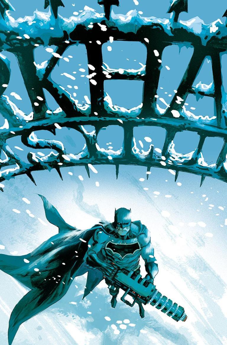 Detective Comics #971 (Cover B Rafael Albuquerque)