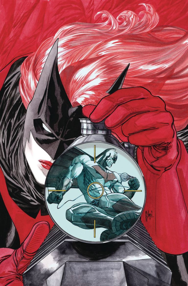 Detective Comics #972 (Cover A Guillem March)