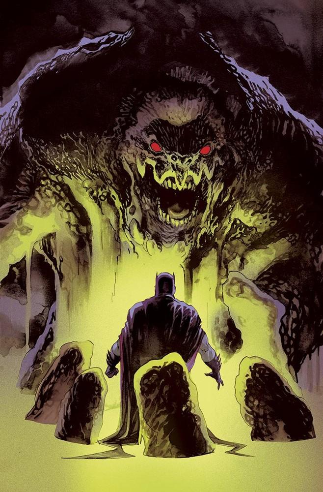 Detective Comics #972 (Cover B Rafael Albuquerque)