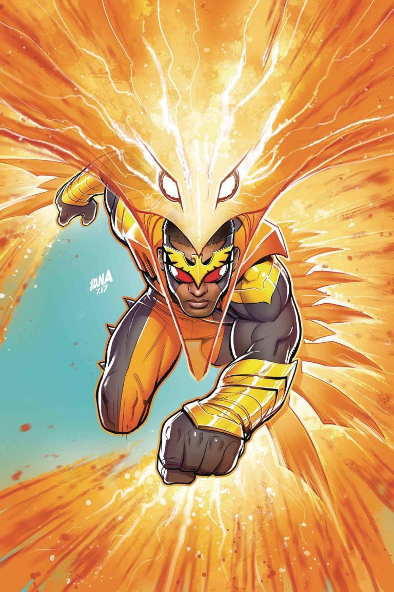 Falcon #3 (Cover B David Nakayama Phoenix Variant)
