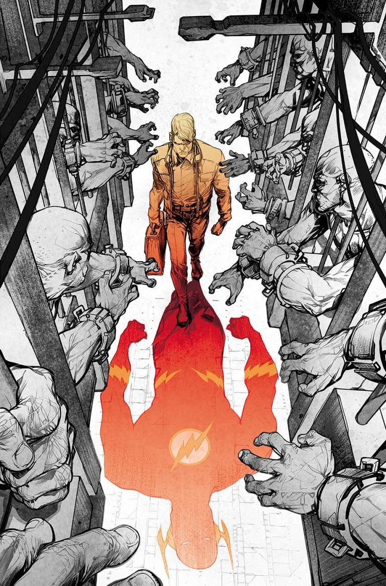 Flash #32 (Cover B Howard Porter)