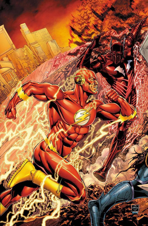 Flash #33 (Cover A Ethan Van Sciver)