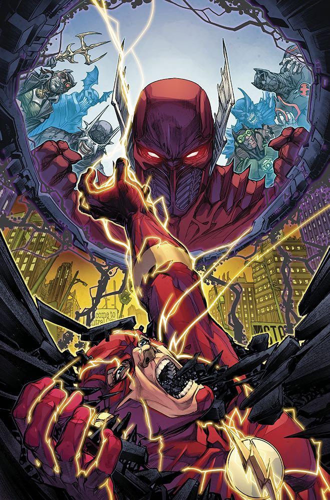 Flash #33 (Cover B Howard Porter)