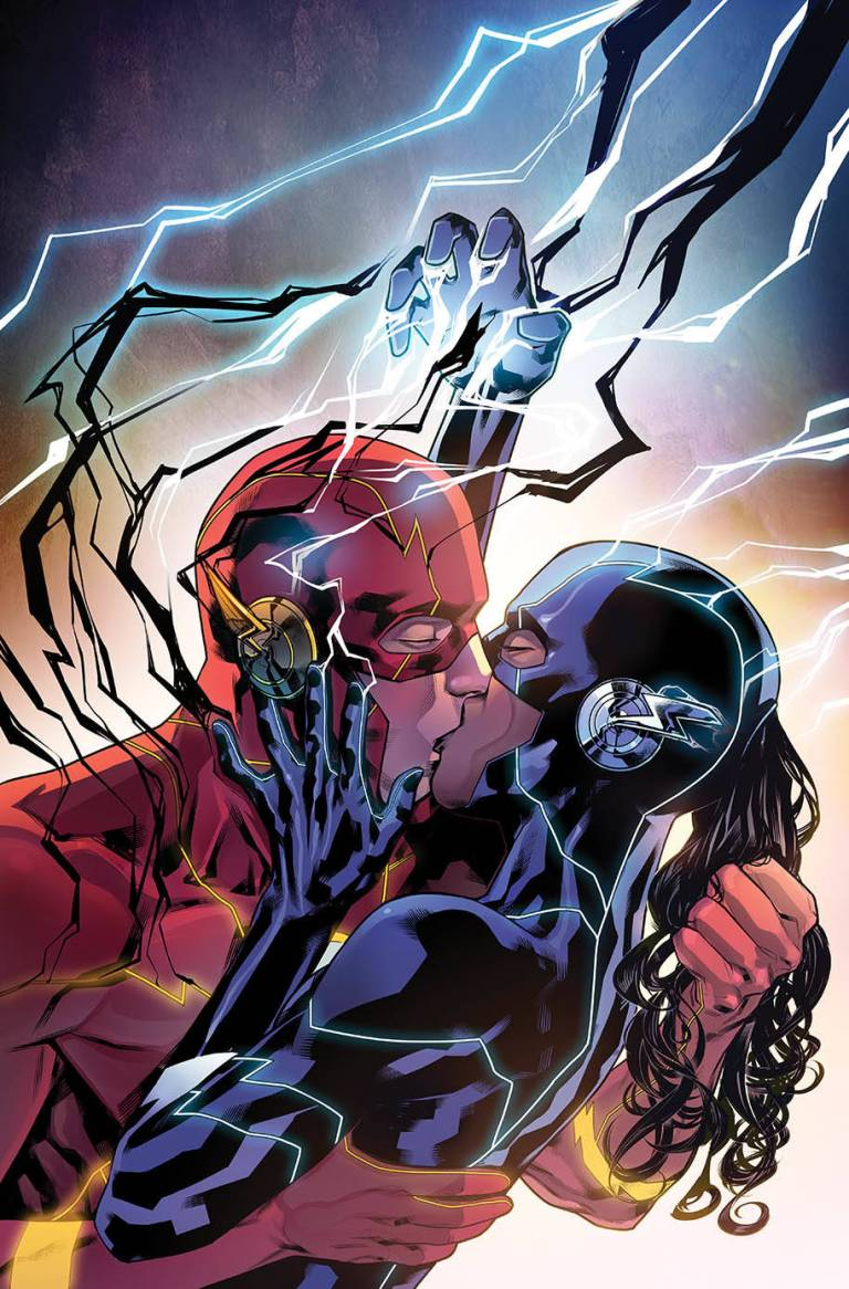 Flash #34 (Cover A Neil Googe)