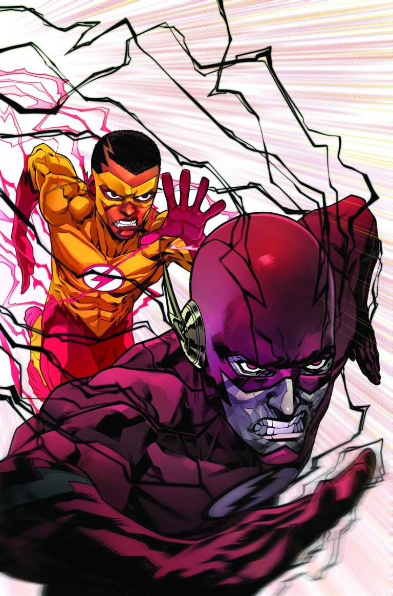 Flash #35 (Cover A Neil Googe)