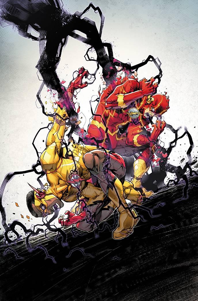 Flash #35 (Cover B Howard Porter)